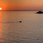 Sunset from Paros