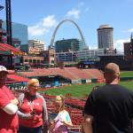 Busch Stadium. St. Louis